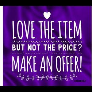 Denim - Make me an offer!!